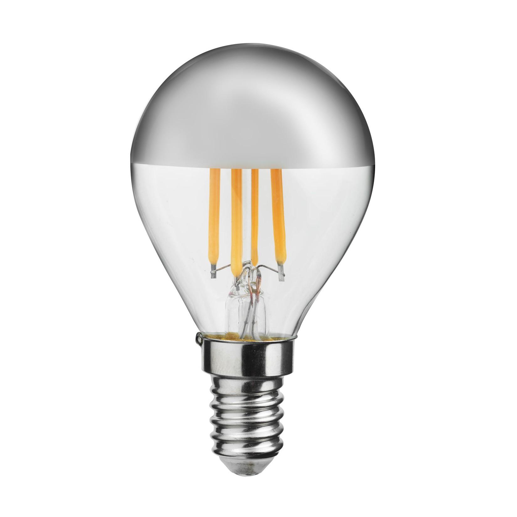 UNI-LEDISON Klot Toppf. Dimb E14